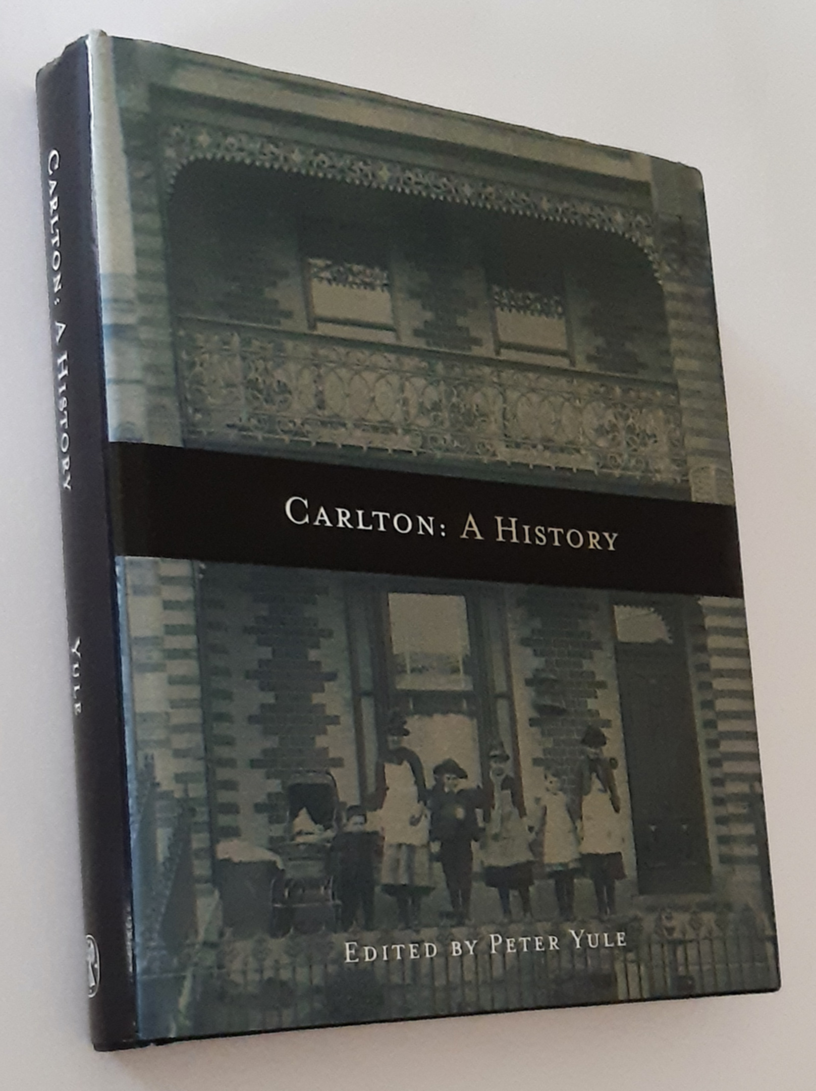 Image for CARLTON: A History