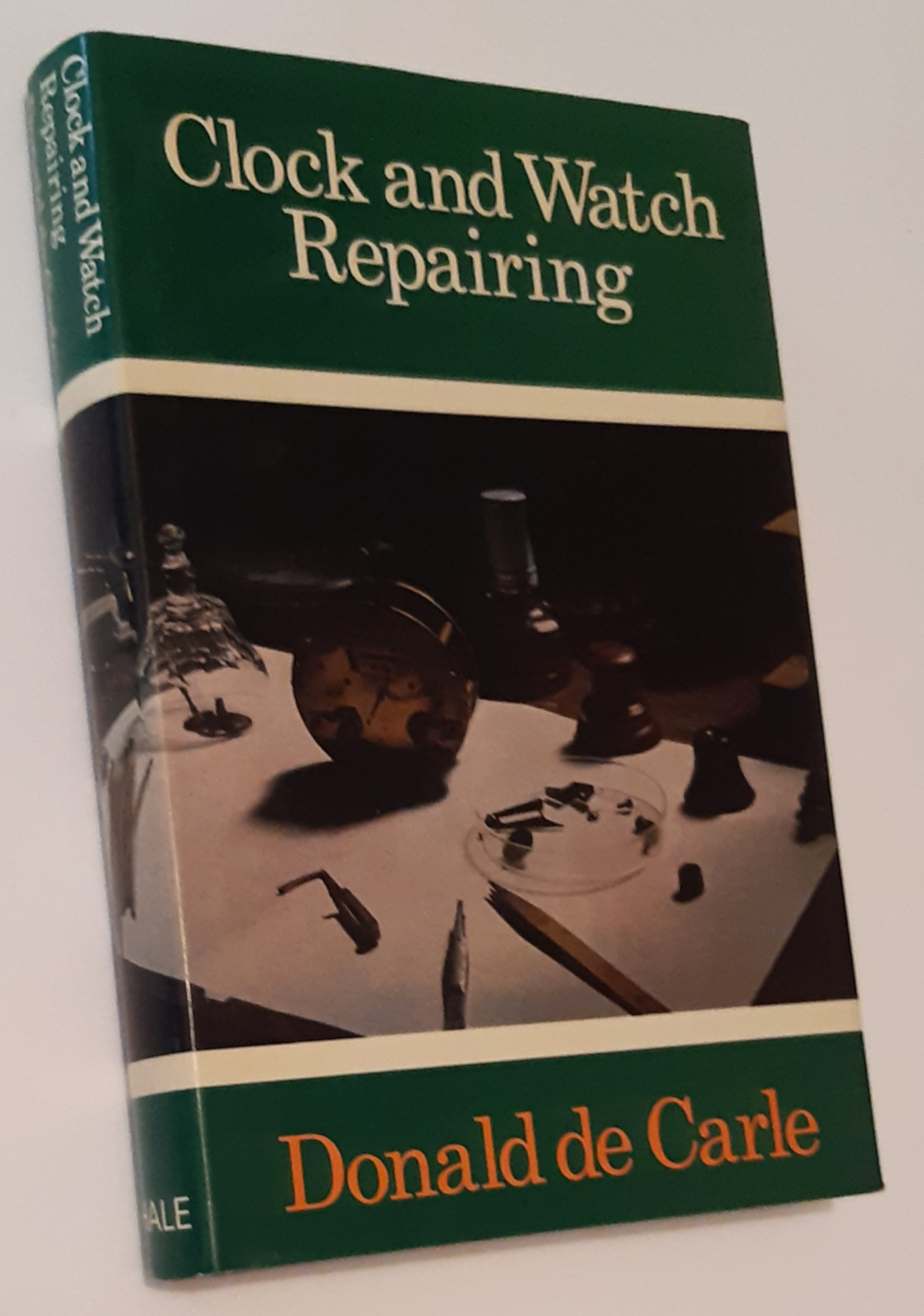Image for CLOCK AND WATCH REPAIRING
