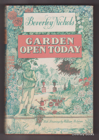 Image for GARDEN OPEN TODAY