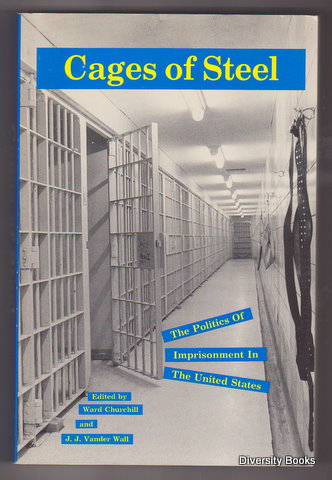 Image for CAGES OF STEEL : The Politics of Imprisonment in the United States