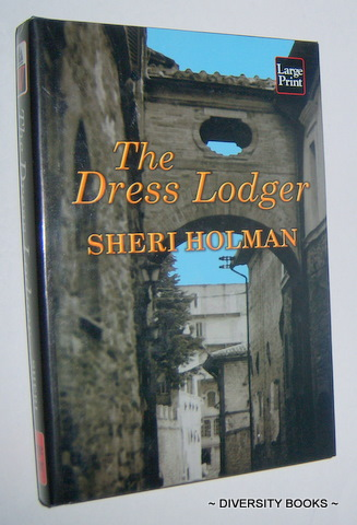 Image for THE DRESS LODGER (Large Print)