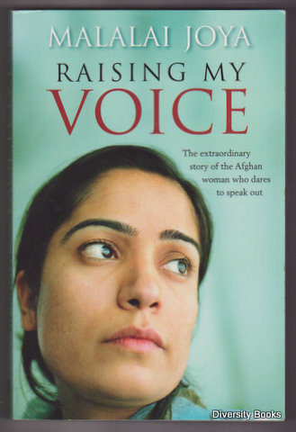 Image for RAISING MY VOICE