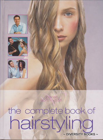 Image for THE COMPLETE BOOK OF HAIRSTYLING