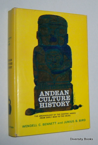 Image for ANDEAN CULTURE HISTORY