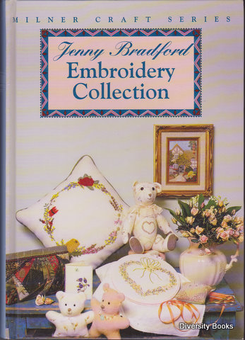 Image for JENNY BRADFORD EMBROIDERY COLLECTION