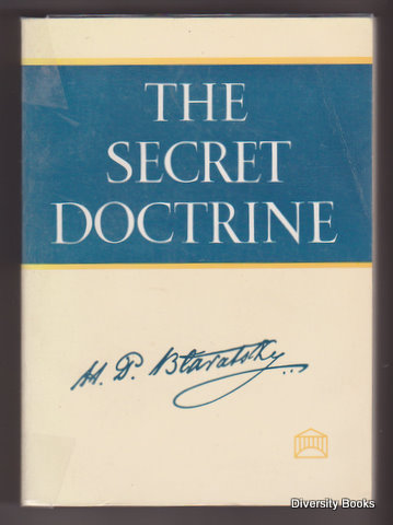 Image for THE SECRET DOCTRINE: The Synthesis Of Science, Religion and Philosophy. Volume II - Anthropogenesis