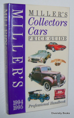 Image for MILLER'S COLLECTORS CARS PRICE GUIDE 1994-1995 (Volume IV)