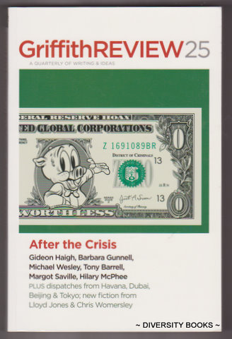 Image for GRIFFITH REVIEW 25 : After The Crisis